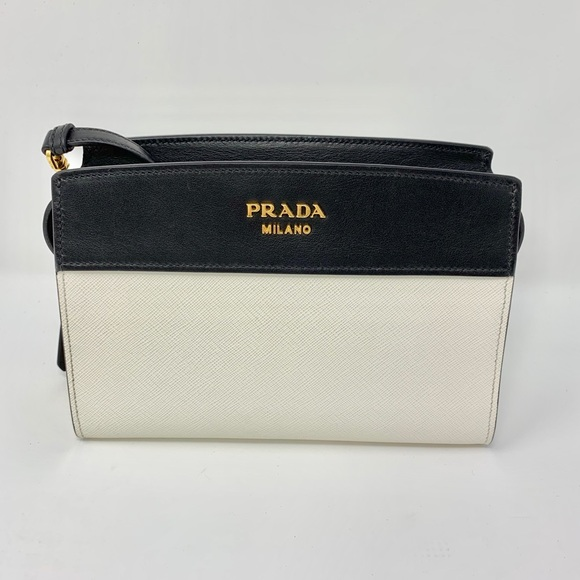 0b6cd6a29 Prada Bags   Bandoliera Saffiano Crossbody Bag   Poshmark
